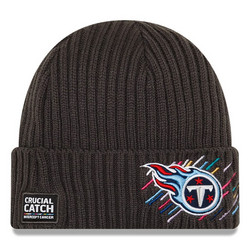 New Era NFL Crucial Catch Knit 2021 Tennessee Titans