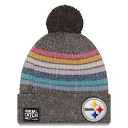 New Era Naisten NFL Crucial Catch Knit 2021 Pittsburgh Steelers