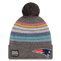 New Era Naisten NFL Crucial Catch Knit 2021 New England Patriots
