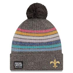 New Era Naisten NFL Crucial Catch Knit 2021 New Orleans Saints