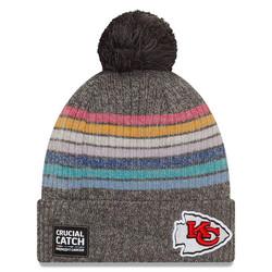 New Era Naisten NFL Crucial Catch Knit 2021 Kansas City Chiefs