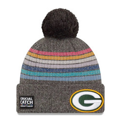 New Era Naisten NFL Crucial Catch Knit 2021 Green Bay Packers