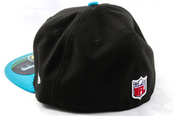 New Era 59Fifty KIDS Cap NFL ON FIELD Carolina Panthers, Fitted