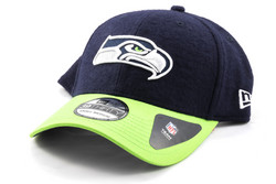 New Era 9Thirty Team Melton Seattle Seahawks Cap, Koko S-M