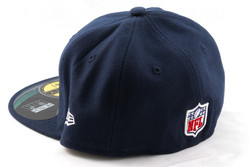 New Era 59Fifty KIDS Cap NFL ON FIELD Los Angeles Rams, Fitted
