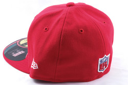 New Era 59Fifty KIDS Cap NFL ON FIELD Kansas City, Fitted