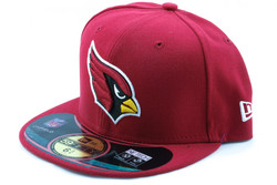 New Era 59Fifty KIDS Cap NFL ON FIELD Arizona Cardinals, Fitted