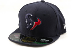 New Era 59Fifty KIDS Cap NFL ON FIELD Houston Texans, Fitted