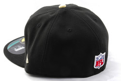 New Era 59Fifty KIDS Cap NFL ON FIELD New Orleans Saints, Fitted