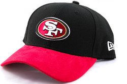 New Era 9FORTY Suede Dazzle San Francisco 49ers Cap, One size