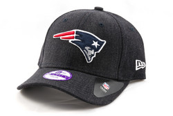 New Era 940 KIDS New England Patriots NFL Team Heather Adjustable Cap