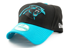 New Era 9Forty The League Carolina Panthers OSFA