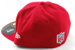 New Era 59Fifty NFL ON FIELD San Francisco 49ers Game Cap, Fitted