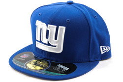 New Era 59Fifty NFL On Field New York Giants Game Cap, Fitted