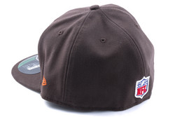 New Era 59Fifty KIDS Cap NFL ON FIELD Cleveland Browns, Fitted