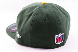 New Era 59Fifty KIDS Cap NFL ON FIELD Green Bay Packers, Fitted