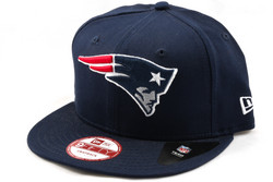 New Era 950 Logo Prime Snapback New England Patriots, Koko S/M