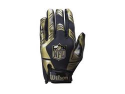 Wilson - NFL Stretch Fit taitopelipaikan hanskat