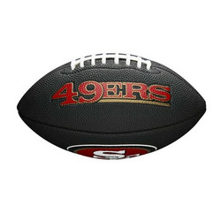 Wilson NFL minipallo San Fancisco 49ers