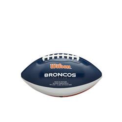 Wilson NFL City Pride PeeWee pallo - Denver Broncos