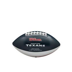 Wilson NFL City Pride PeeWee pallo - Houston Texans