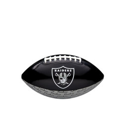 Wilson NFL City Pride PeeWee pallo - Las Vegas Raiders