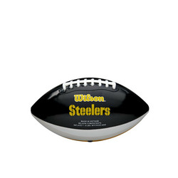Wilson NFL City Pride PeeWee pallo - Pittsburgh Steelers