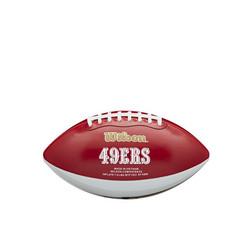 Wilson NFL City Pride PeeWee pallo - San Francisco 49ers