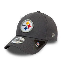 New Era 39Thirty NFL Team Pittsburgh Steelers Flex Hat