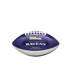 Wilson NFL City Pride PeeWee pallo - Baltimore Ravens
