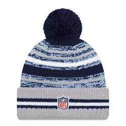 New Era NFL Sideline Sport Knit 2021 Dallas Cowboys