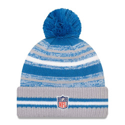 New Era NFL Sideline Sport Knit 2021 Detroit Lions