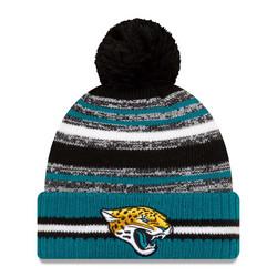 New Era NFL Sideline Sport Knit 2021 Jacksonville Jaguars