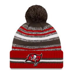 New Era NFL Sideline Sport Knit 2021 Tamba Bay Buccaneers
