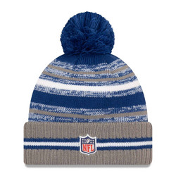 New Era NFL Sideline Sport Knit 2021 Indianapolis Colts
