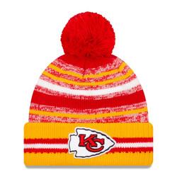 New Era NFL Sideline Sport Knit 2021 Kansas City Chiefs