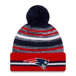 New Era NFL Sideline Sport Knit 2021 New England Patriots