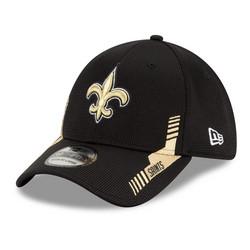 New Era 39Thirty 2021 Sideline New Orleans Saints Flex Hat