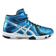 Asics Gel Powerplay Hi 3 sininen