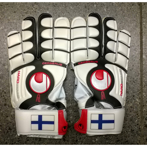 Uhlsport Cerberus hard ground -hanskat