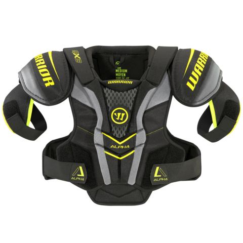 Warrior Alpha QX3 Jr hartiasuoja