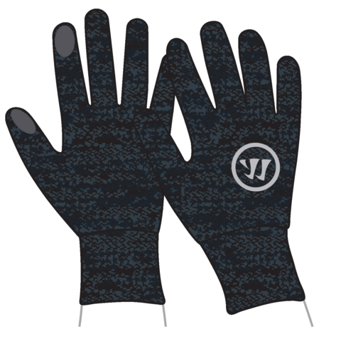 Warrior Knitted Gloves hansikkaat