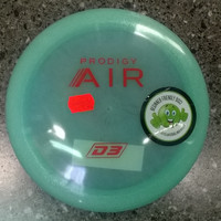 Prodigy Disc D3 Air draiveri
