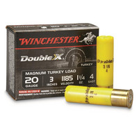 Winchester Double X Magnum Turkey Load 20