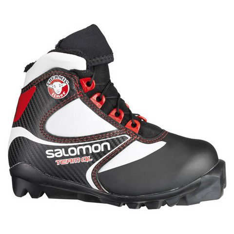 Salomon Team Quicklace Jr