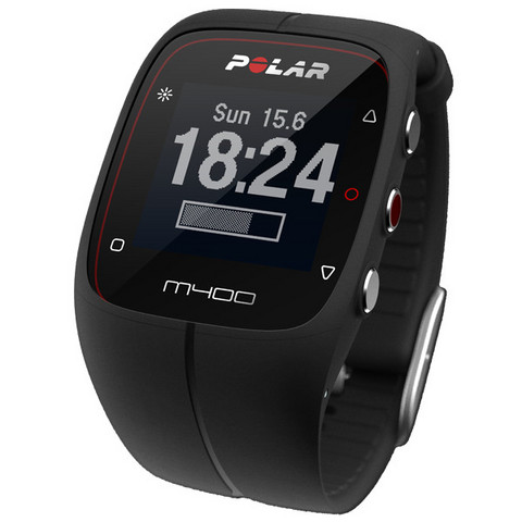 Polar M400 Hr sykemittari