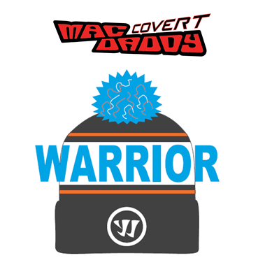 Warrior MacDaddy Beanie
