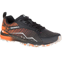 Merrell All Out Crush Tough Mudder naisten kengät