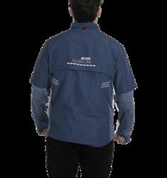 DOBSOM R90 Active takki sin/harmaa miesten