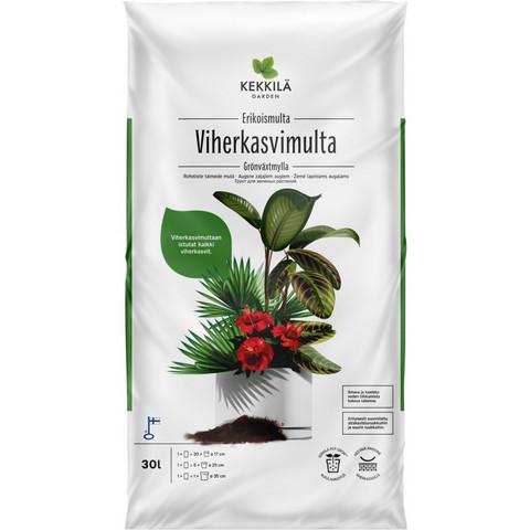 Soil for houseplants 10L